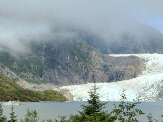 Alaska's Mendenhall Glacier is seen in 2015 near Juneau. Similar to the global Year of Mercy, which emphasized the role of mercy in the Catholic faith, the Diocese of Burlington, Vt., will observe a special Year of Creation in 2017. (CNS photo/Cori Fugere Urban, Vermont Catholic) See CREATION-YEAR-BURLINGTON DEC. 21, 2016.