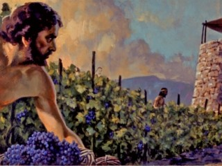 In Jesus' parable; wicked vineyard tenants stole crops, murdered servants, and eventually murdered the owner's son. This was an illustration of the wicked leaders who would murder God's own Son, Jesus (Matthew 21:33-46).