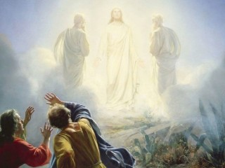 THE MOUNT OF TRANSFIGURATION
