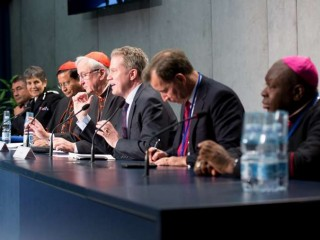 Participants_in_the_Santa_Marta_Group_conference_speak_at_the_Holy_See_Press_Office_Feb_9_2018_Credit_Daniel_Ibanez_CNA