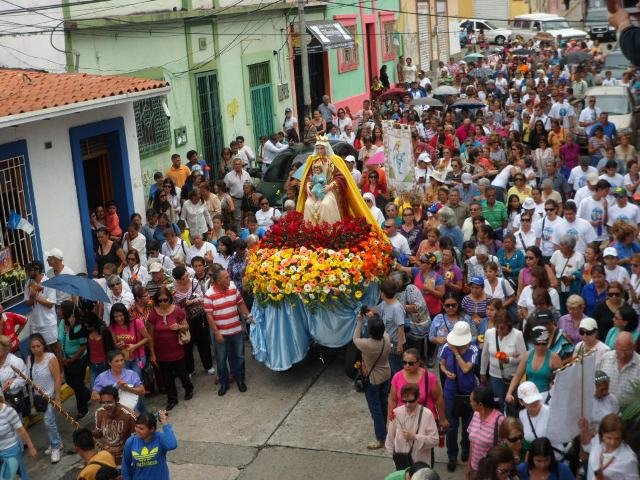 Our Lady of Coromoto Venezuela (2)