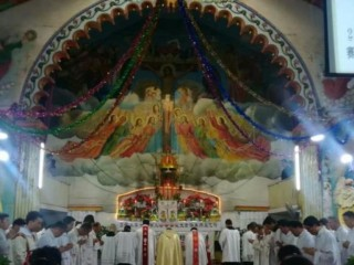 """Chinese Eucharistic Congresses, a """"sign of the times"""