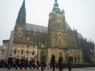Czech churches are unhappy with the Communist party