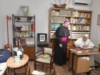 20180916 Pope Francis to visit parishes and Pino Puglisi father's house 1