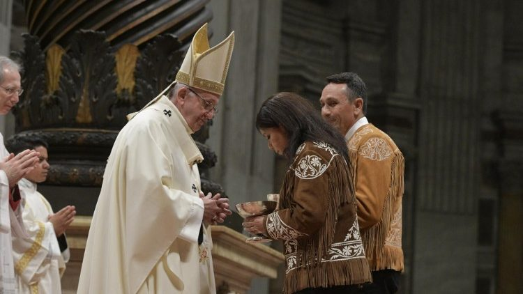 20181213 The Holy Father celebrates the feast of Our Lady of Guadalupe 9