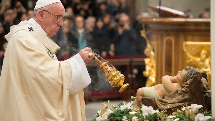 2019-01-06 Pope Francis at Mass on the Solemnity of the Epiphany (17)