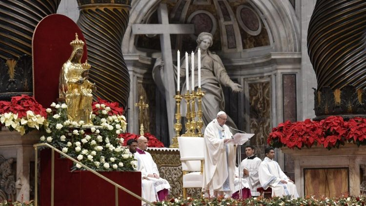20190101 Mary the Mother of God – Pope Francis (6)