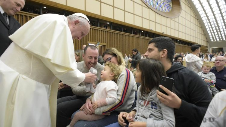 20190109 Pope Francis at the weekly General Audience (2)