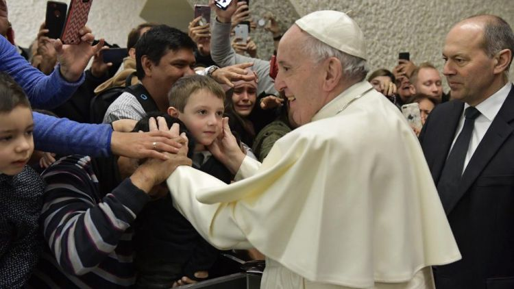 20190109 Pope Francis at the weekly General Audience (7)