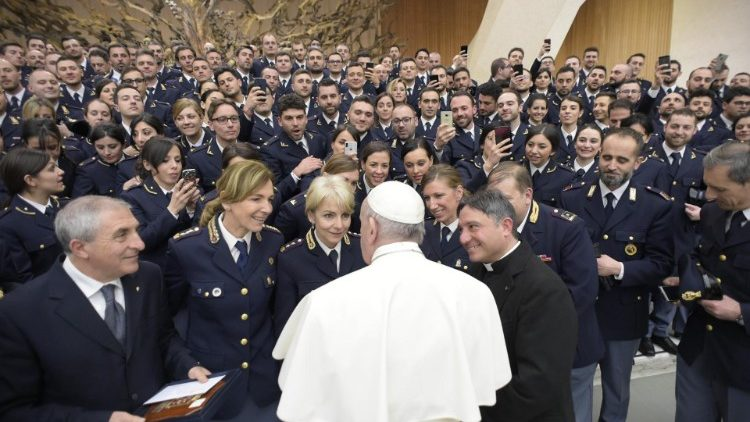 20190220 Pope Francis at his general audience 7