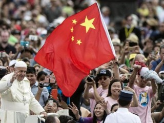CHINA-_POPE-FLAG