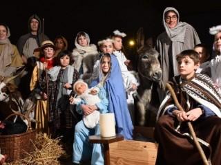 Một cảnh Giáng sinh  (AFP or licensors)
