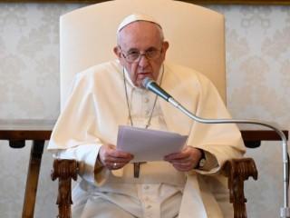 Đức Thánh Cha Phanxicô tại buổi tiếp kiến chung thứ Tư ngày 17/3 (Truyền thông Vatican)
