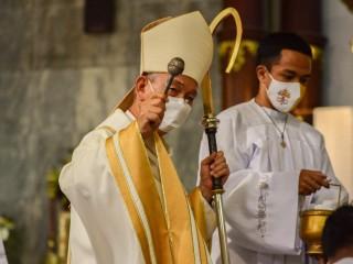 Đức Giám mục Phụ tá Broderick Pabillo Địa phận Manila