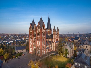Nhà thờ Chính Tòa Công giáo Limburg ở Hesse, Đức