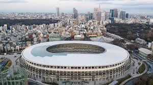 Sân vận động Quốc gia Nhật Bản ở Tokyo, sân vận động chính của Thế vận hội Mùa hè 2020./ Arne Müseler trên Wikimedia (CC BY-SA 3.0 DE).