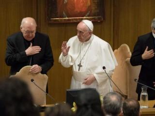 Đức Thánh Cha Phanxicô gặp gỡ các tín hữu của Giáo phận Rome (Ảnh: Truyền thông Vatican)