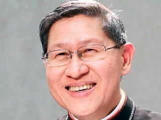 Đức Hồng Y Luis Antonio Tagle, Tổng Trưởng Thánh Bộ Truyền giảng  Phúc Âm cho các Dân tộc